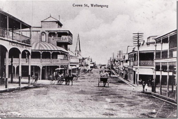 Crown St Wollongong .004