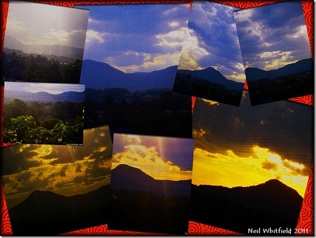 sunset911