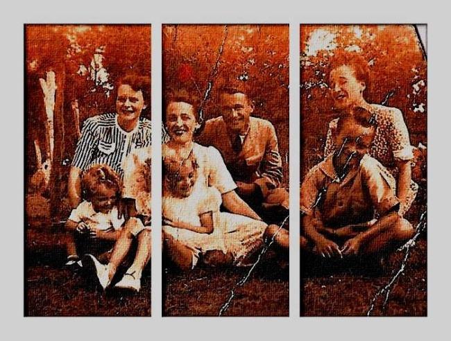 FotoSketcher - warfamily