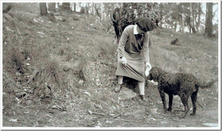 violet-teague-with-dog