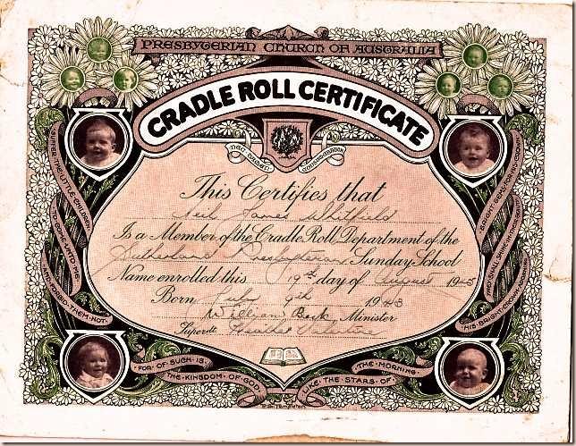 cradleroll